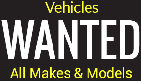 Vehicle Wanted