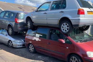 scrap my car in Eastbourne